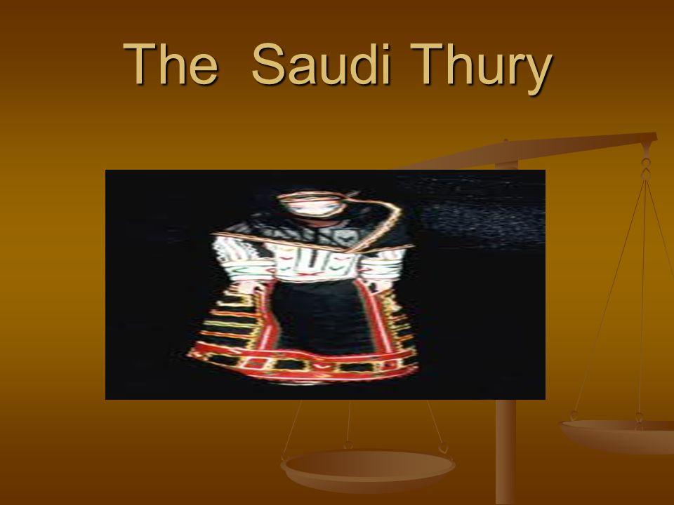 The Saudi Thury