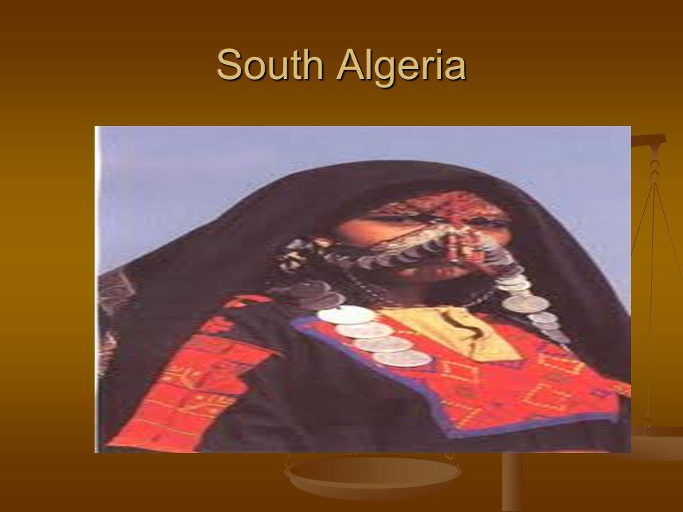South Algeria