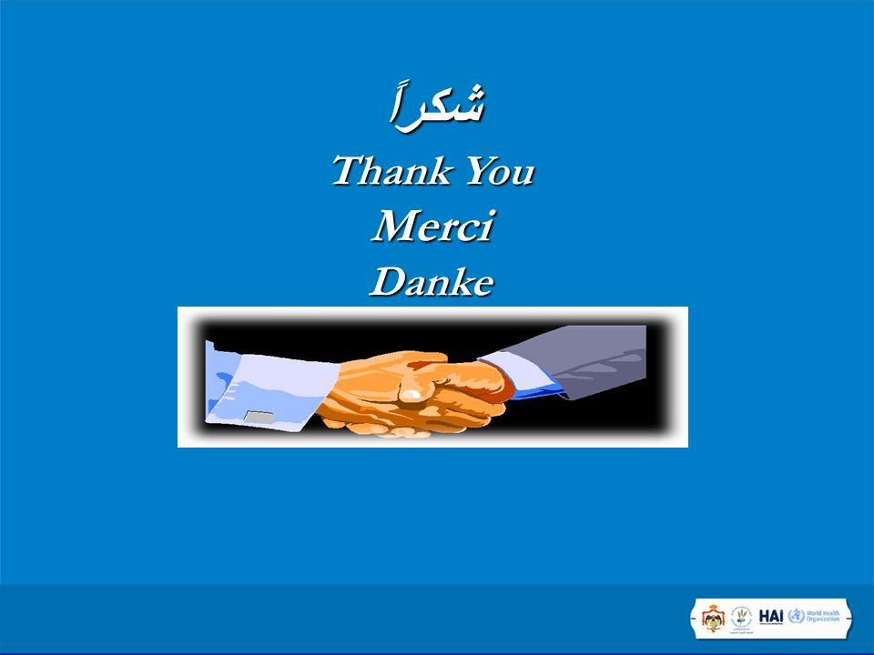 شكراً Thank You Merci Danke