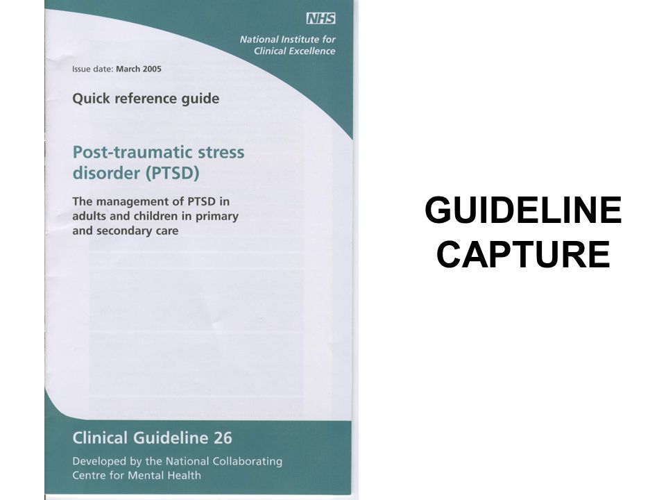 GUIDELINE CAPTURE