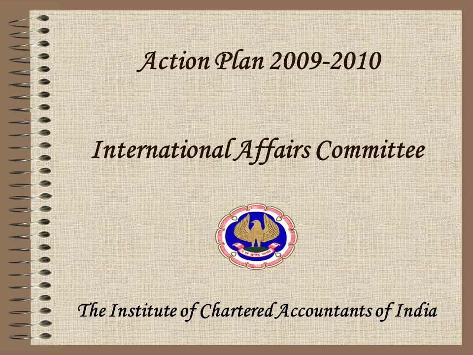 Towards increased mobility of ICAI Members