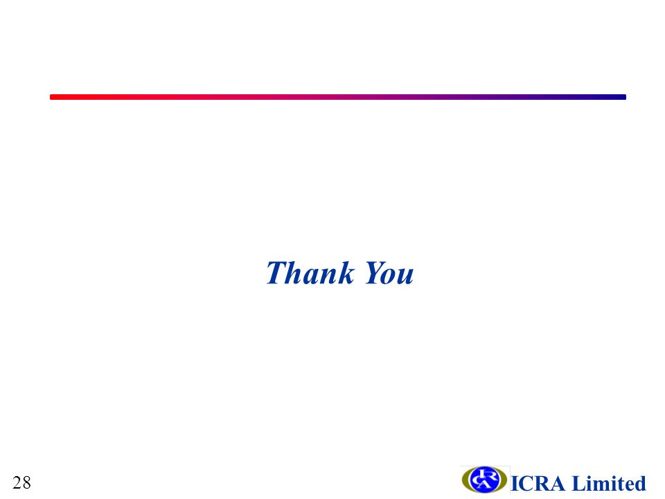 ICRA Limited Thank You 28