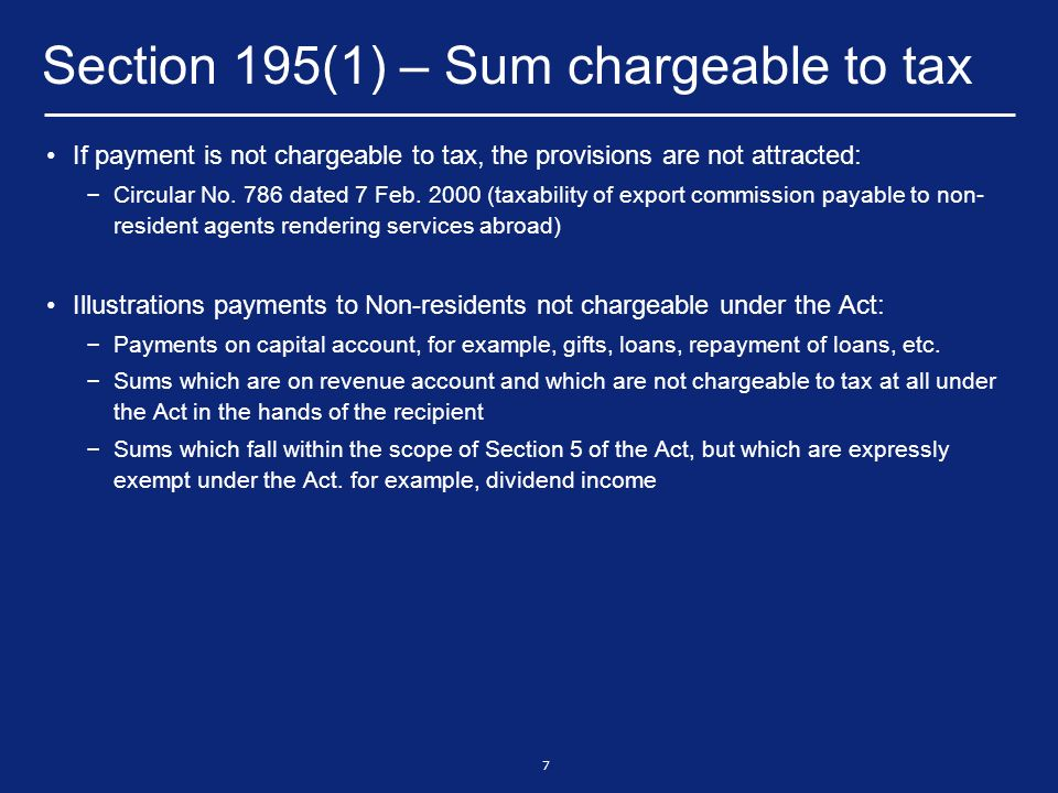 18 Vodafone International Holding B.V., 2008-TIOL-602- HC-MUM - Key Arguments Section 201 – Vodafone is not an Assessee in Default as: – It had not failed to Deduct and failed pay the tax deducted – HTIL was not called upon to pay tax – The 2008 retrospective amendment to Act was Unconstitutional Section 195 – Territorial Operations – Does not apply to non-residents having no presence in India Section 9(1)(i) – No income chargeable to tax in India – The transfer is between two Non-residents of a Foreign Companys shares with payment received / settled outside India – No transfer of capital asset situated in India – Share capital is situated at the registered office i.e.