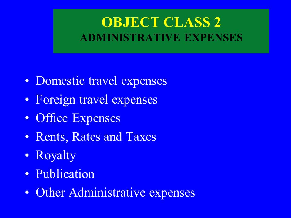OBJECT CLASS 1 PERSONNEL SERVICES AND BENEFITS Salaries Wages Overtime allowance Pensionary Charges Rewards