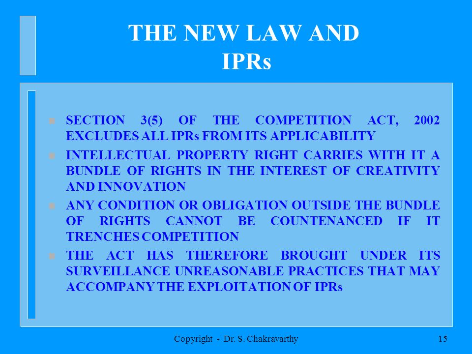 Copyright - Dr. S. Chakravarthy14 DEPOLITICISATION AND CASTING NET WIDE n RATIONALE FOR THE COLLEGIUM APPROACH IS TO MINIMISE POLITICISATION OF APPOIN