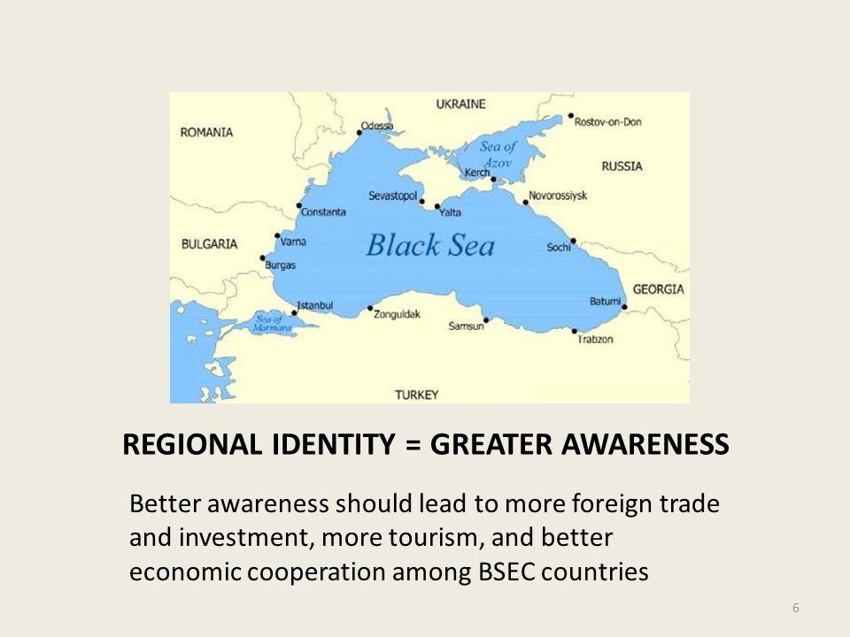 INCREASED COOPERATION = GREATER OPPORTUNITY Market Access, Lower Cost of Trade, Higher Profitability, Regional Market Development – EU, NAFTA, APEC 7