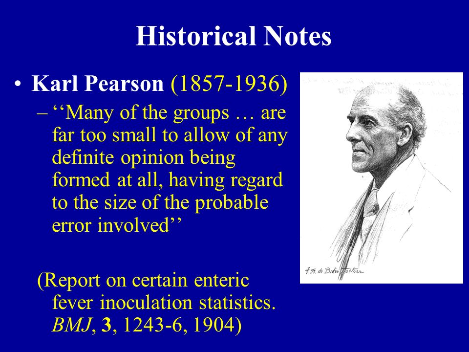 Historical Notes Gene Glass the first to coin the term Meta Analysis in 1976 (Primary, secondary, and meta-analysis of research.