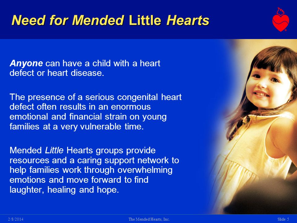 The Mended Hearts, Inc.