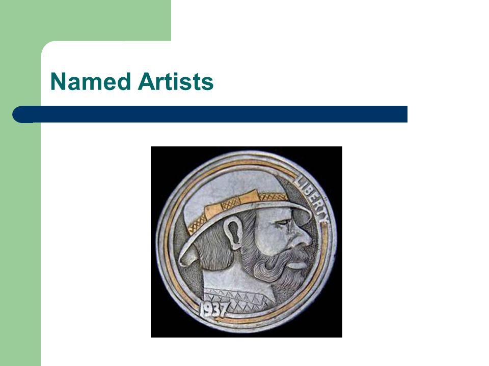 Named Artists