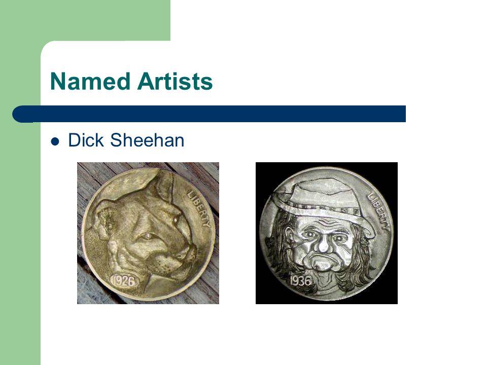 Named Artists Dick Sheehan