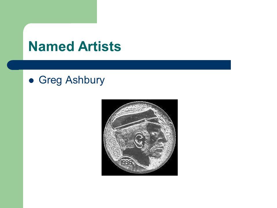 Named Artists Greg Ashbury