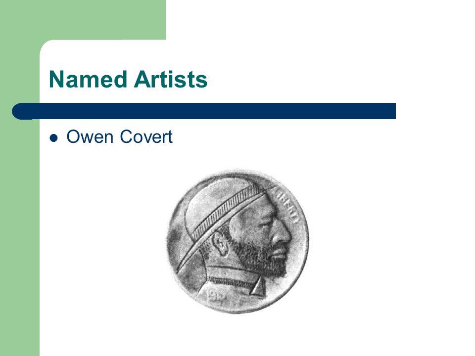 Named Artists Owen Covert