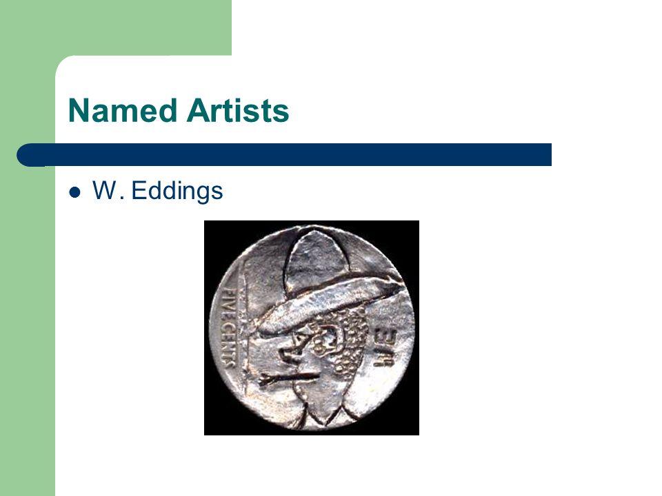Named Artists W. Eddings