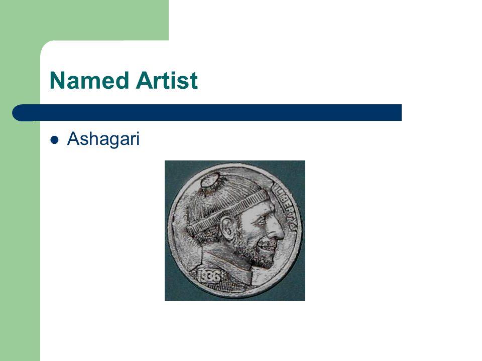 Named Artist Ashagari
