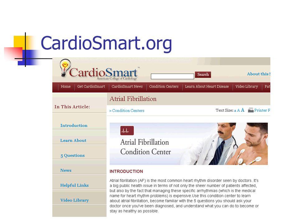 CardioSmart.org