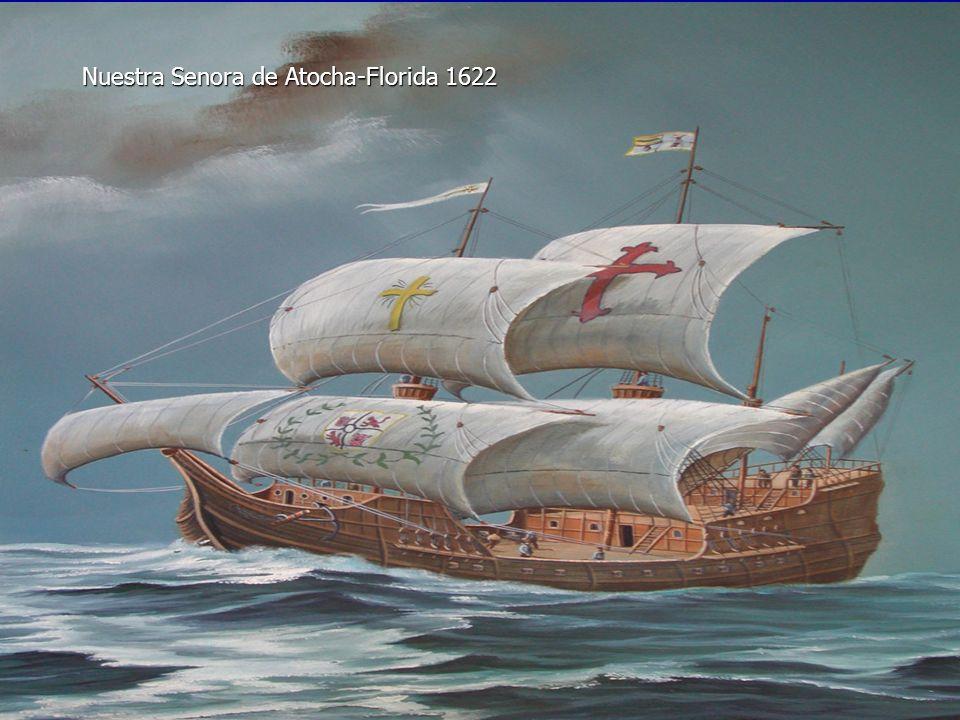 + Nuestra Senora de Atocha-Florida 1622