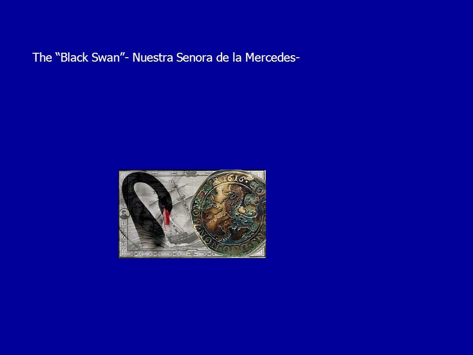 The Black Swan- Nuestra Senora de la Mercedes-