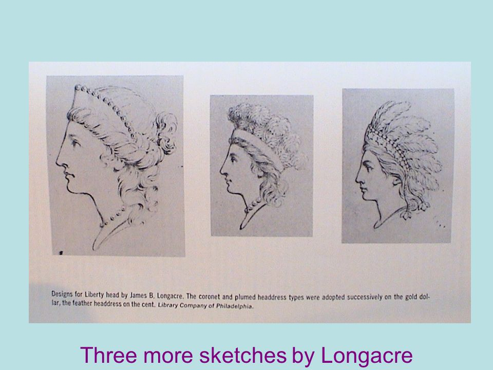 Three more sketches by Longacre