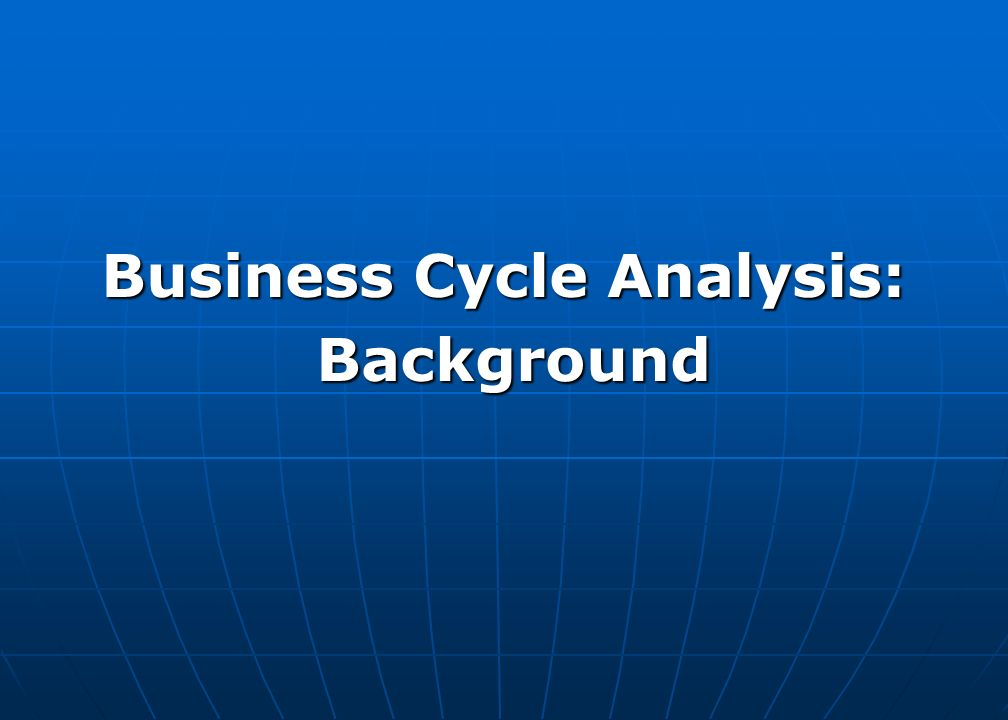 Robustness of Indicator Analysis Next, we conducted a similar analysis, but on the basis of growth rate cycles (acceleration-deceleration cycles, consisting of alternating cyclical upswings and downswings in economic growth) rather than classical business cycles.