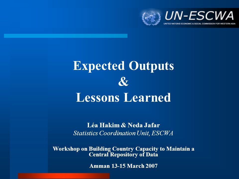 Final Report Outline I.Introduction II.Objectives III.Status of CRD IV.Structure and Content Review V.Conclusions VI.Challenges in clean-up VII.Lessons learned VIII.Evaluation report (M&E UNICEF) Annexes Include Action Plan Timetable Preliminary Report Note: Electronic report template distributed.