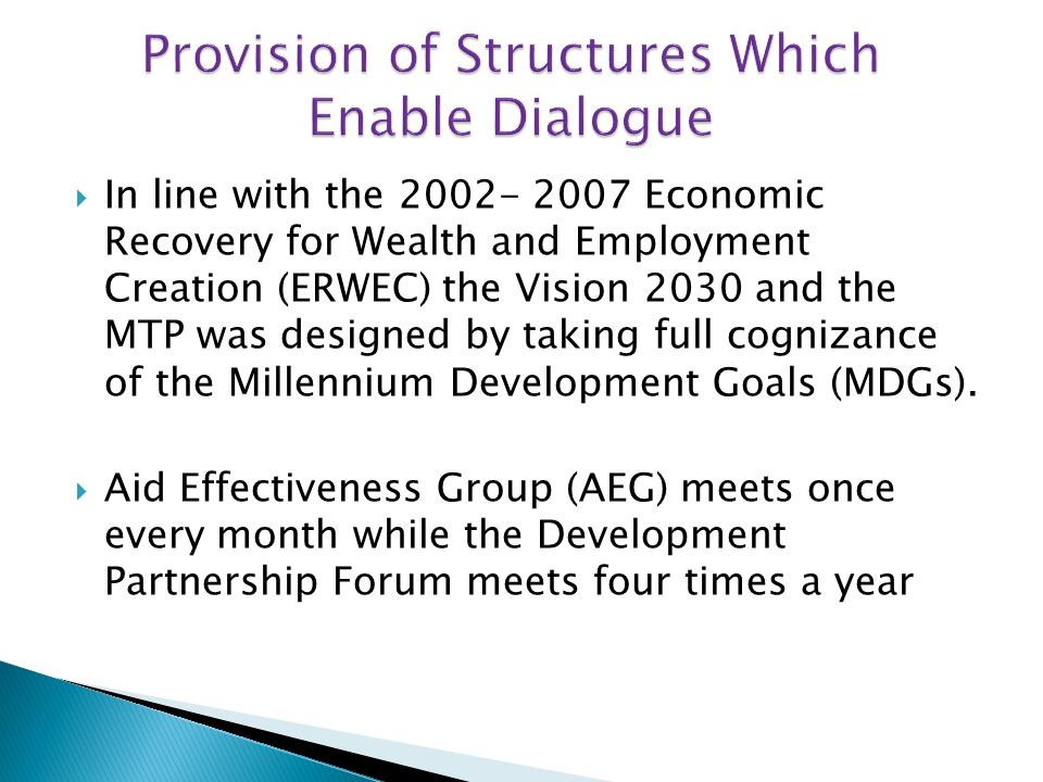 2005 the GOK created the Public Finance Management Reform coordinating Unit (PFMR) to serve as a secretariat or focal point to coordinate reforms.