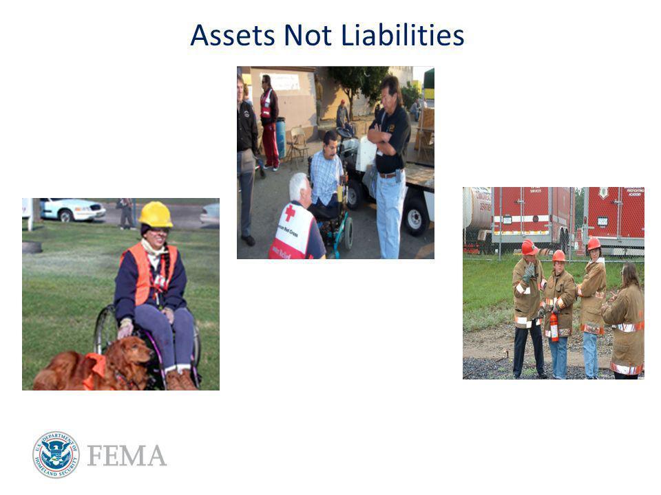 Promising Practices in Inclusive Preparedness www.fema.gov/about/odic