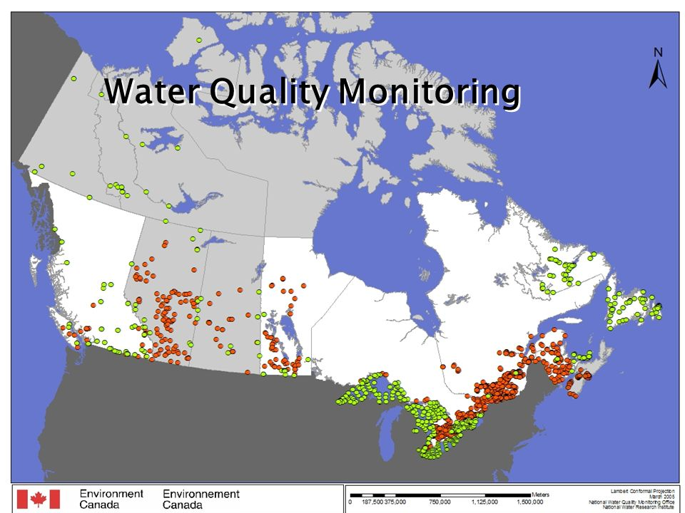 Understandable indicators to track whether Canada s current economic activities threaten the way of life for future generations Track natural assets - including the ecosystem services that are crucial to sustaining the economy in the long term Water Quality: Canadian WQI as the Freshwater Quality Indicator Understandable indicators to track whether Canada s current economic activities threaten the way of life for future generations Track natural assets - including the ecosystem services that are crucial to sustaining the economy in the long term Water Quality: Canadian WQI as the Freshwater Quality Indicator National Roundtable on the Environment and Economy Environment and Sustainable Development Indicators Environment Environnement Canada
