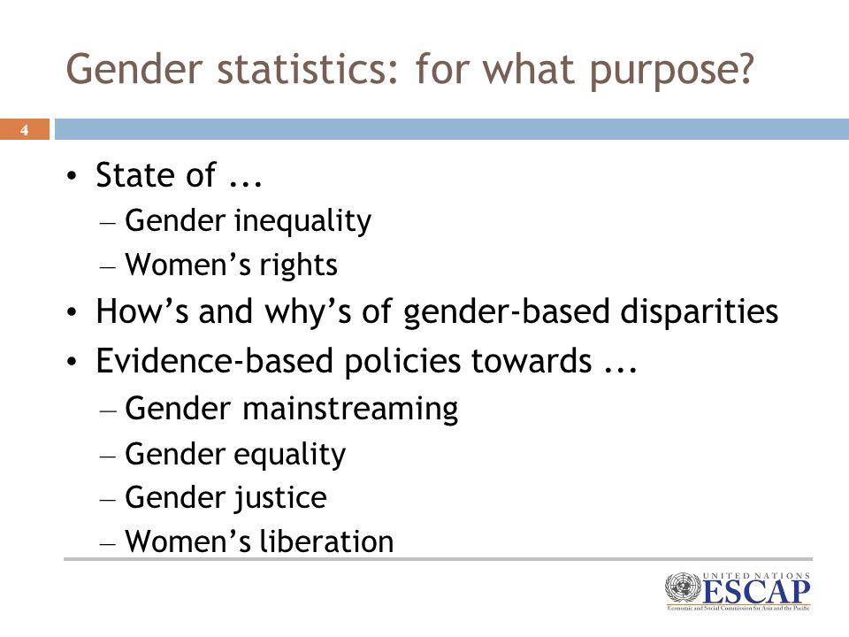 Statistics on MORTALITY Vital Statistics Civil Registration