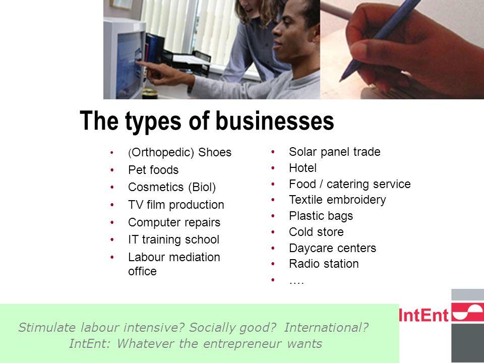 © 2005 IntEnt 16 Entrepreneurship programmes should be run as a business.