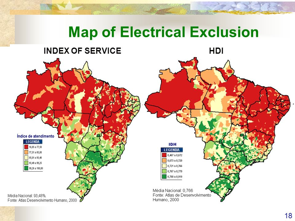 18 Map of Electrical Exclusion 500.0002006 600.0002007 e 2008 500.0002005 400.0002004 500.0002006 600.0002007 e 2008 500.0002005 400.0002004 INDEX OF SERVICEHDI