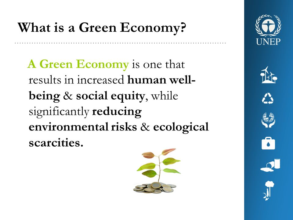 Green Sectors, Jobs … Economic variables Economic sectors Environmental domains Type of output Turnover Value added Employment Exports Env.