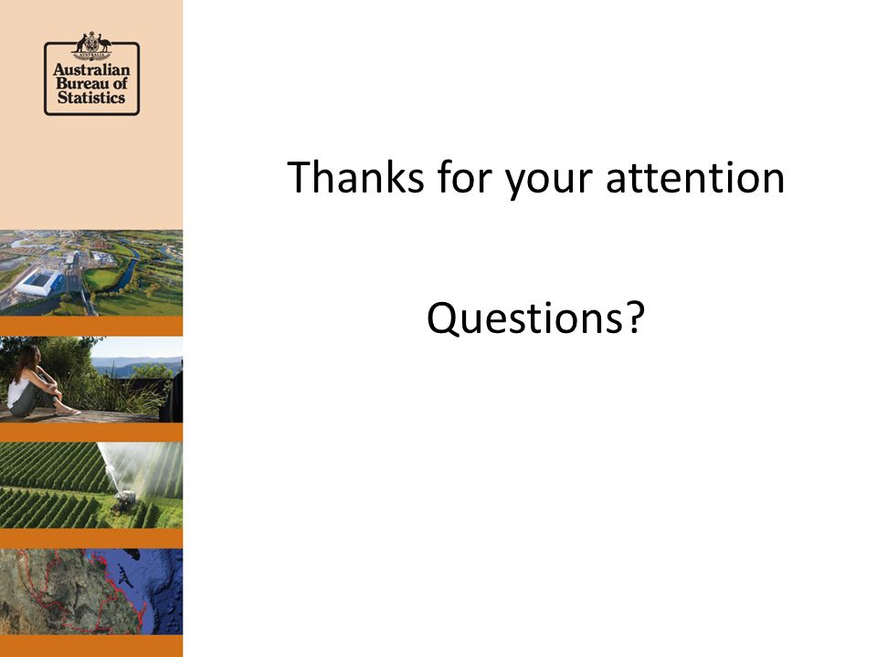 Thanks for your attention Questions