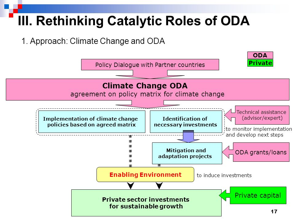 17 III. Rethinking Catalytic Roles of ODA 1.