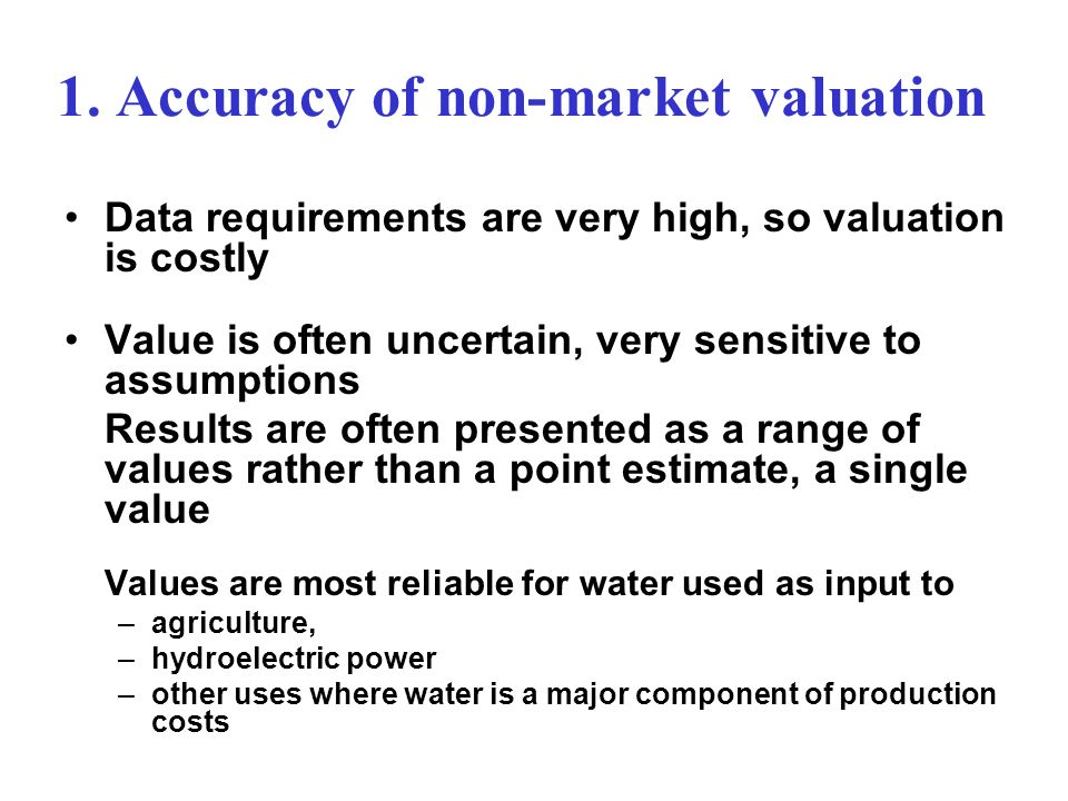 2.Concepts of value Consistent with the SNA.