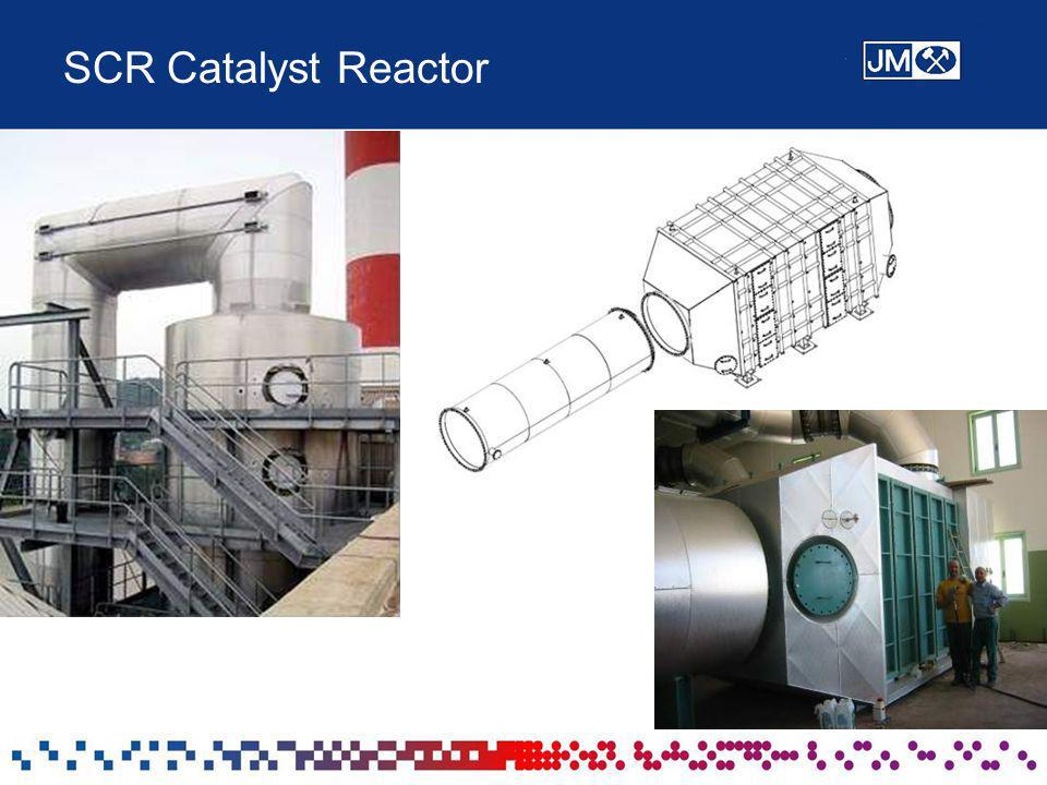 SCR Catalyst Reactor
