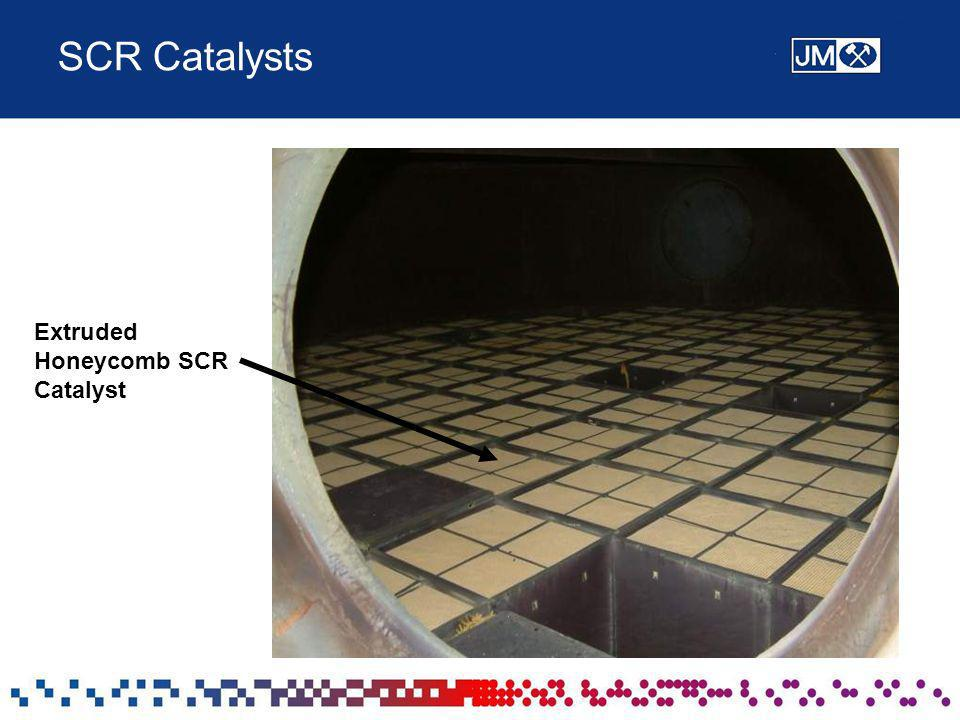 SCR Catalysts Extruded Honeycomb SCR Catalyst