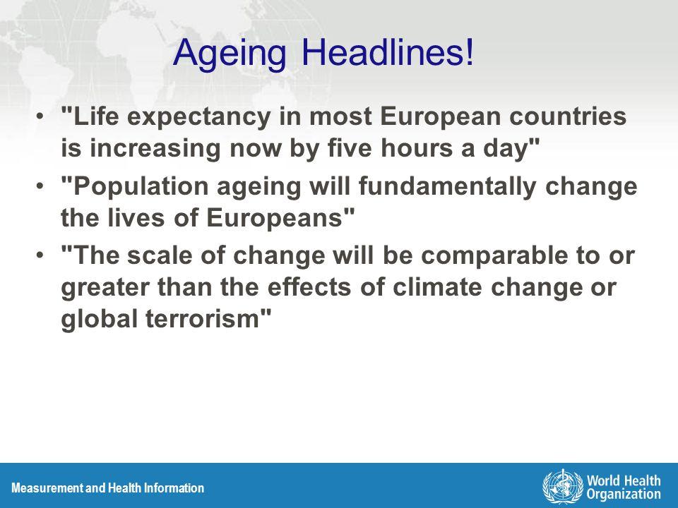 Ageing Headlines!