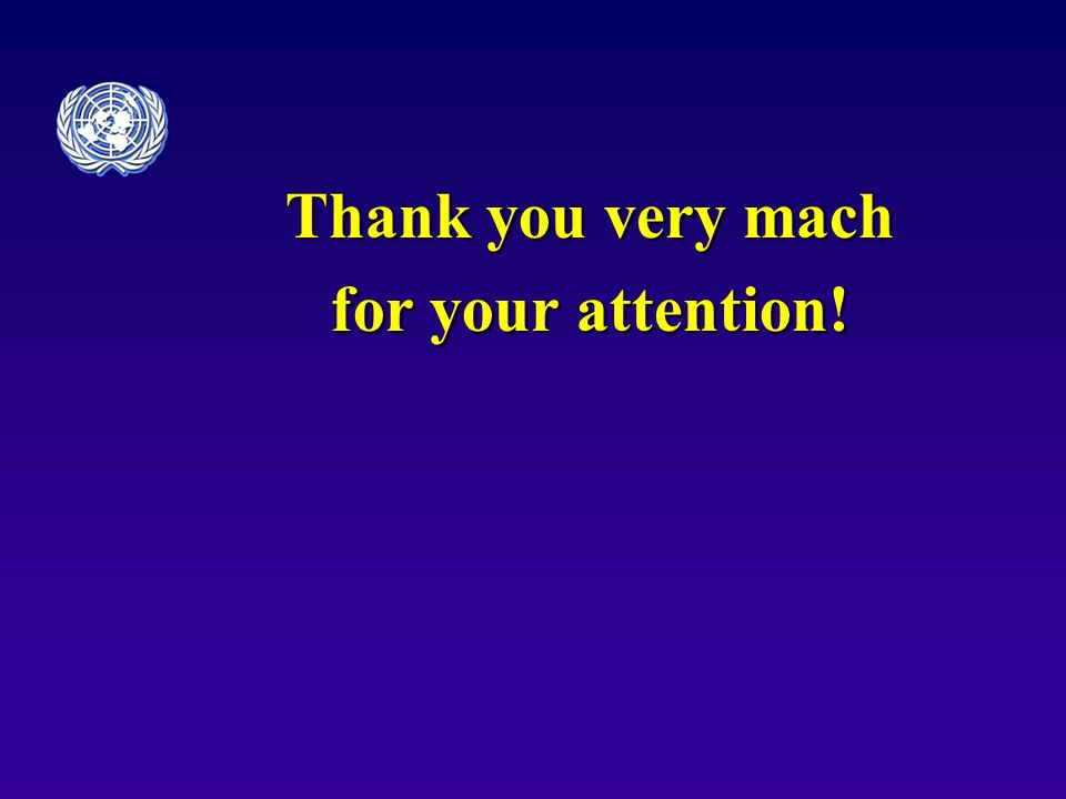 Thank you very mach for your attention!