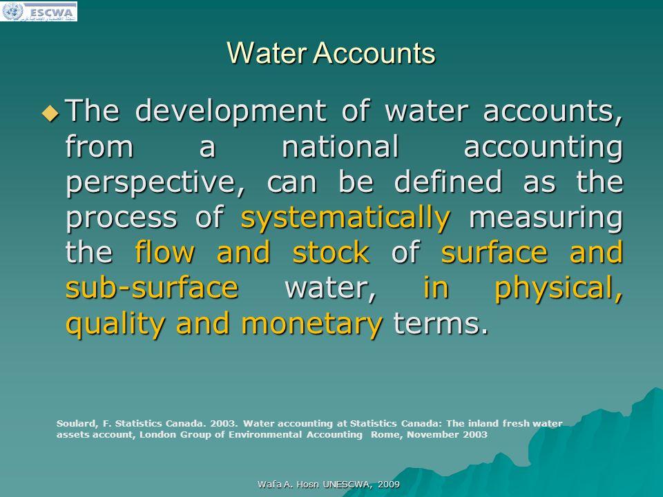 اللجنة الاقتصادية والاجتماعية لغربي آسيا Wafa A.