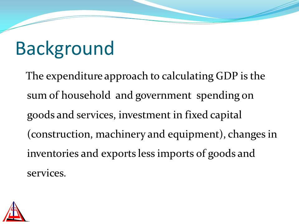 Gross Capital Formation contd Changes in Inventories Inventories consist of: raw materials - goods owned by producers that have been purchased for intermediate consumption but not yet used finished goods - goods produced for sale but not yet sold work in progress – output that is not yet sufficiently processed for delivery to users