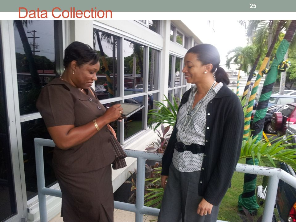 Data Collection 25