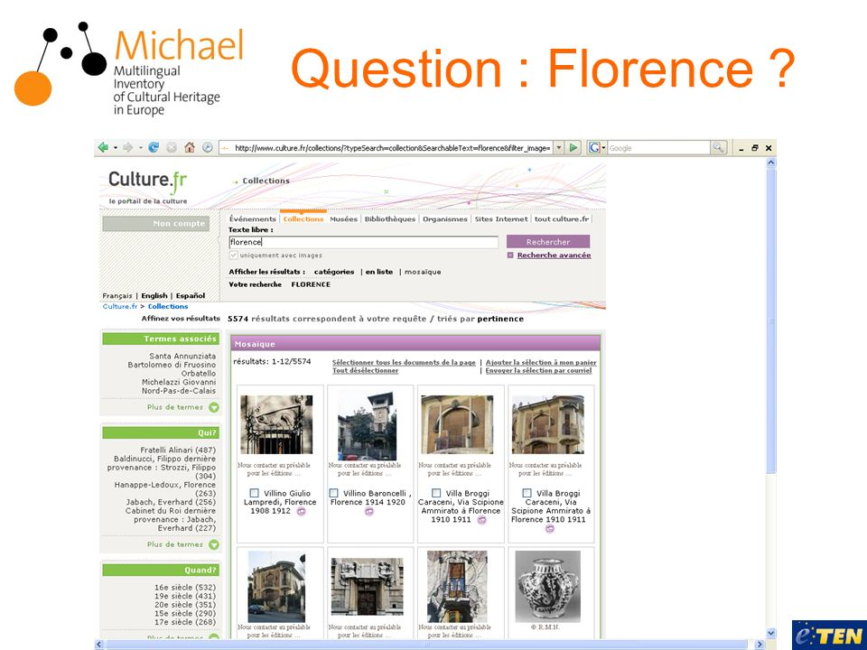 Question : Florence