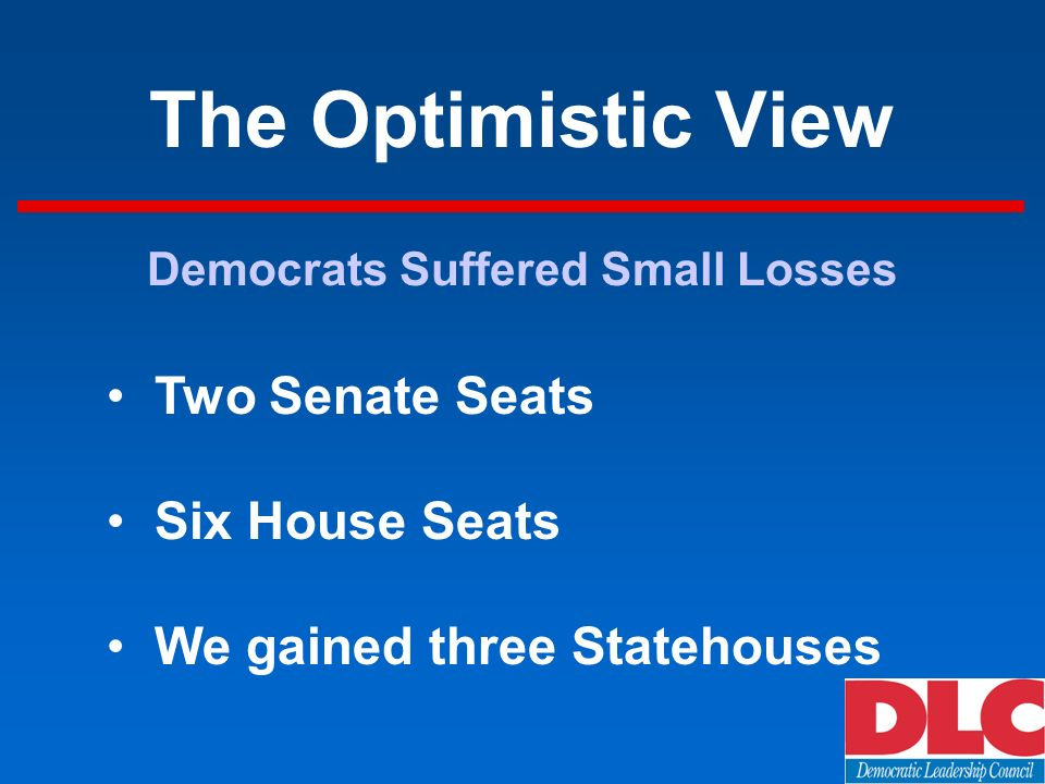 Core Principles The New Democrat Philosophy Opportunity & Growth Strong Abroad Empowering Government Mutual Responsibility Traditional Values