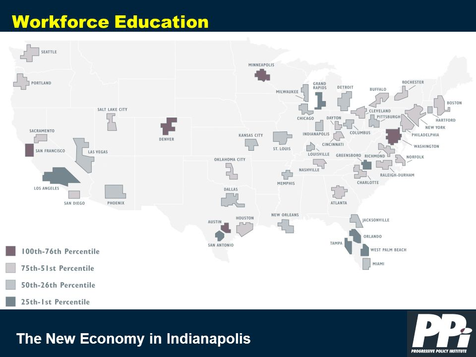 The New Economy in Indianapolis Workforce Education