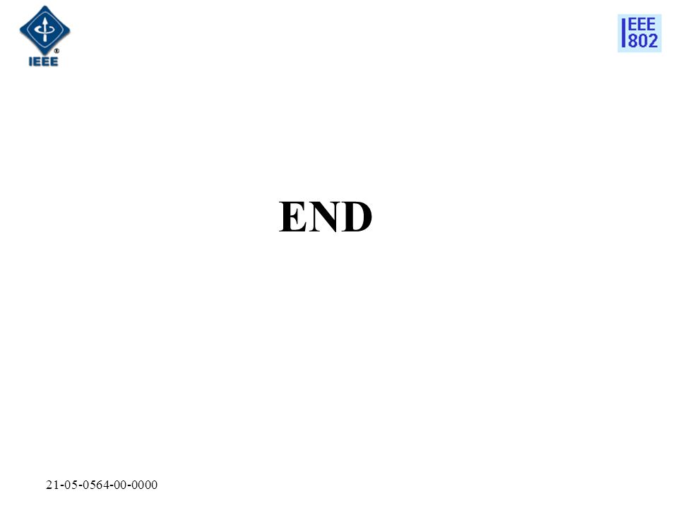 21-05-0564-00-0000 END