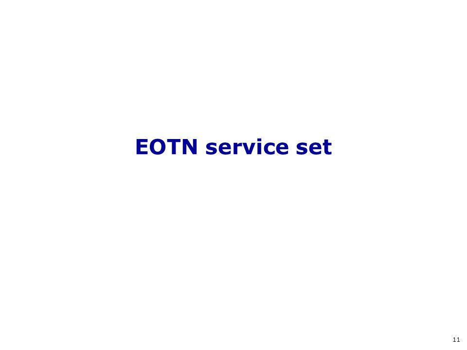 EOTN service set 11