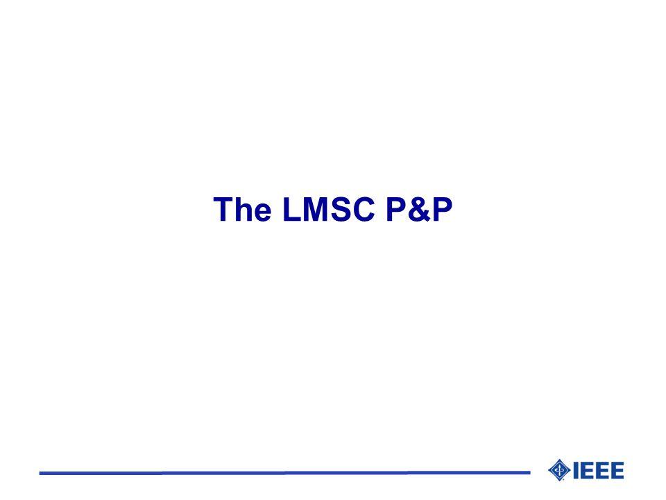 The LMSC P&P