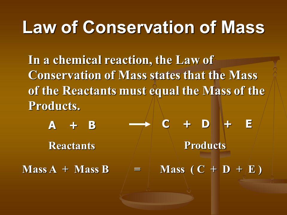 Law of Definite Proportions Calculating Mass of Molecule D Atom Mass (g) NaSodium 23 g HHydrogen 1 g OOxygen 16 g CCarbon 12 g A Salt Sodium Acetate Na x 1 23g H x 3 1(3) = 3g O X 2 16(2) = 32g C x 2 12(2) = 24g CH 3 CO 2 Na 82g