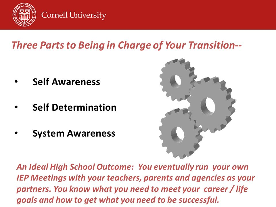 What is Transition Planning in High School.