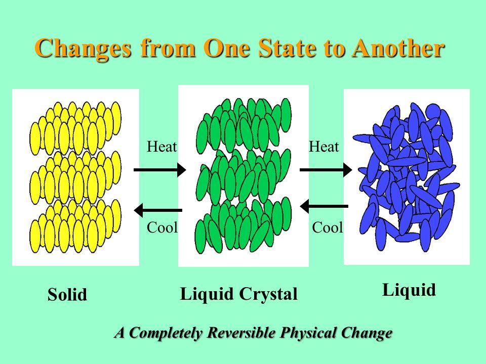 Liquid Crystal Molecule Licristal K-18 made by E. Merck, Darmstadt, Germany